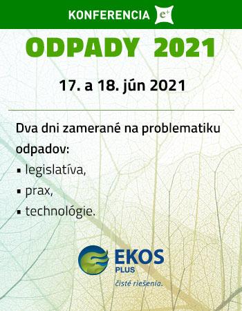 Odpady 2021