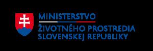 Logo Ministerstva životného prostredia Slovenskej republiky