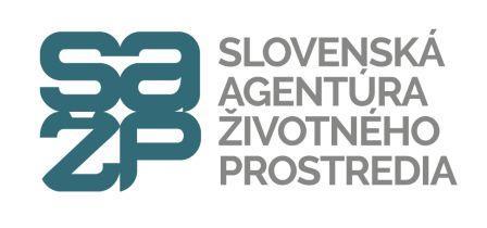 Logo Slovenskej agentúry životného prostredia
