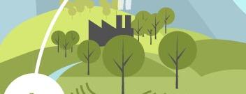 Ilustračný obrázok s preklikom na leták Prečo zelené hospodárstvo?