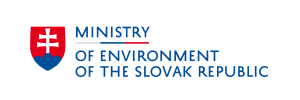 Logo Ministry of Enivronment of the Slovak Republic