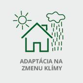 adaptácia na zmenu klímy