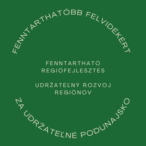 Logo ZA UDRŽATEĽNÉ PODUNAJSKO, O. Z.