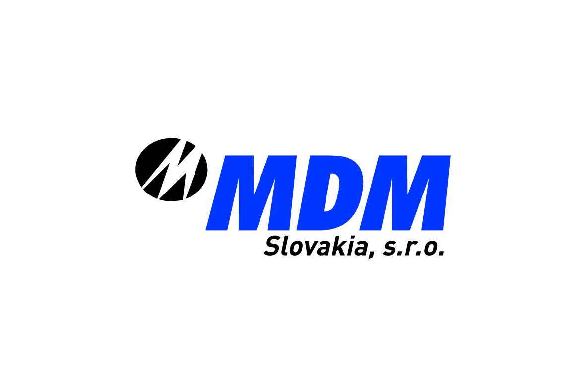 Logo MDM Slovakia, s.r.o.