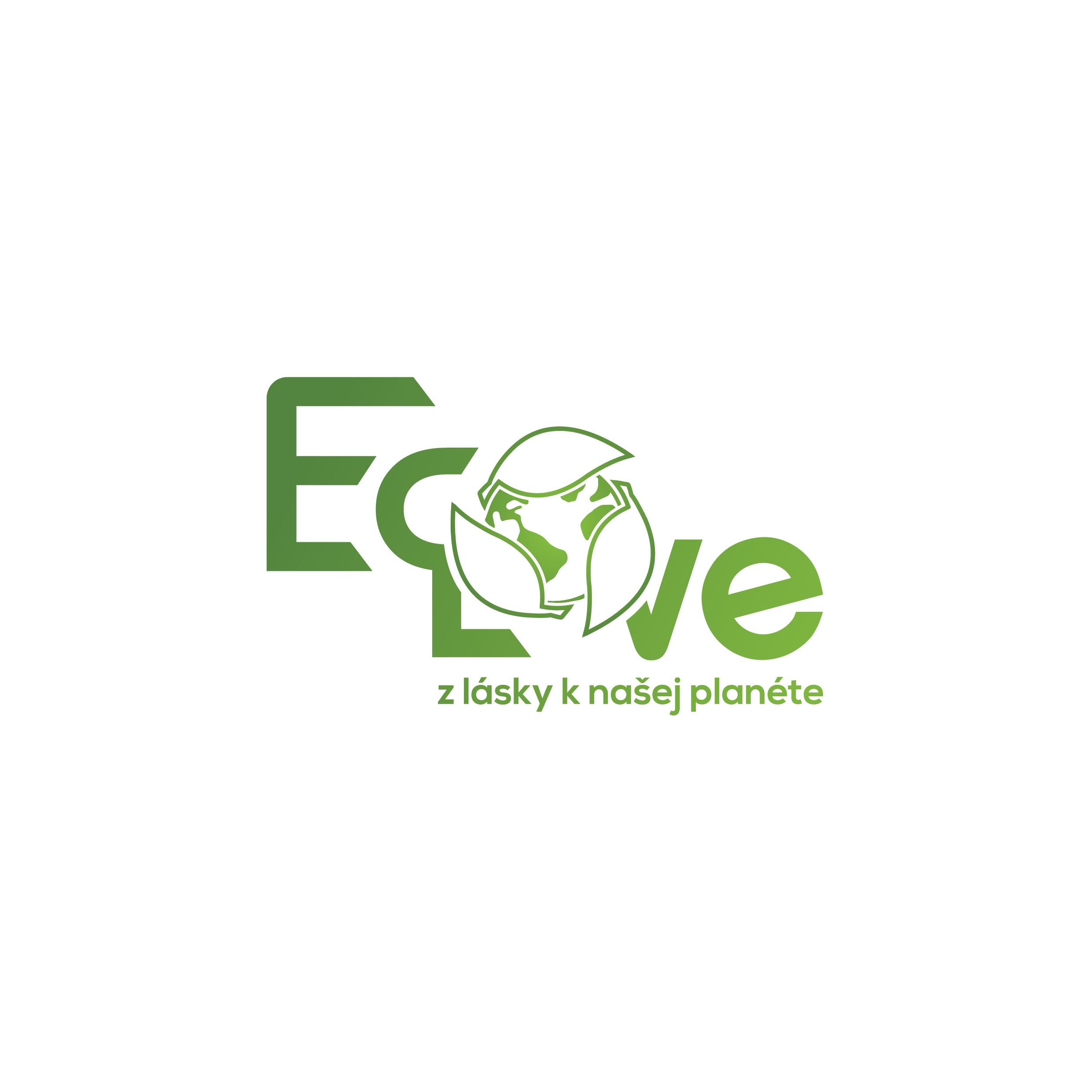 Logo EcoLove – vratné ekopoháre