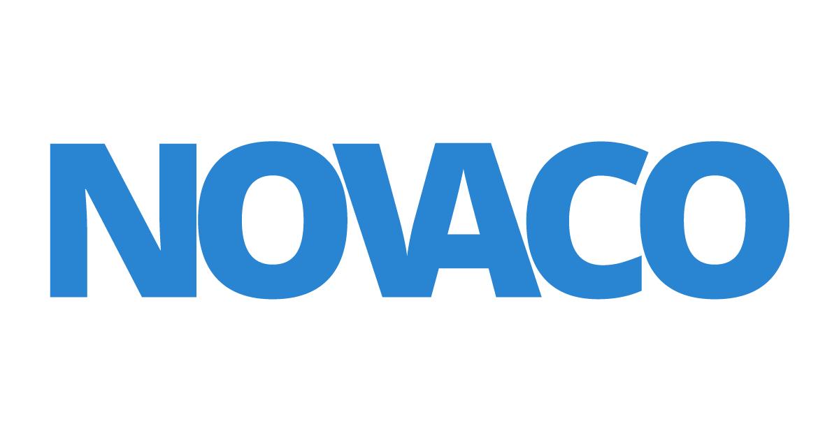 Logo NOVACO s. r. o.