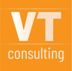 Logo VT consulting, s. r. o.