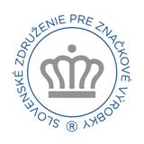 Logo Slovenské združenie pre značkové výrobky