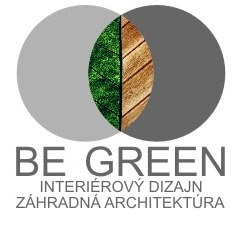 Logo BE GREEN